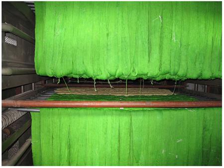 新乡好的纱线,曲靖常温高温各种纱线染色