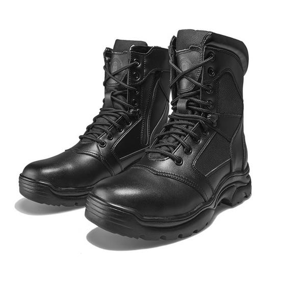 CBQ户外CS靴沙漠靴户外冬季防刺穿登山靴执勤训练靴