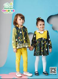 加盟嗒嘀嗒童装的八大优势