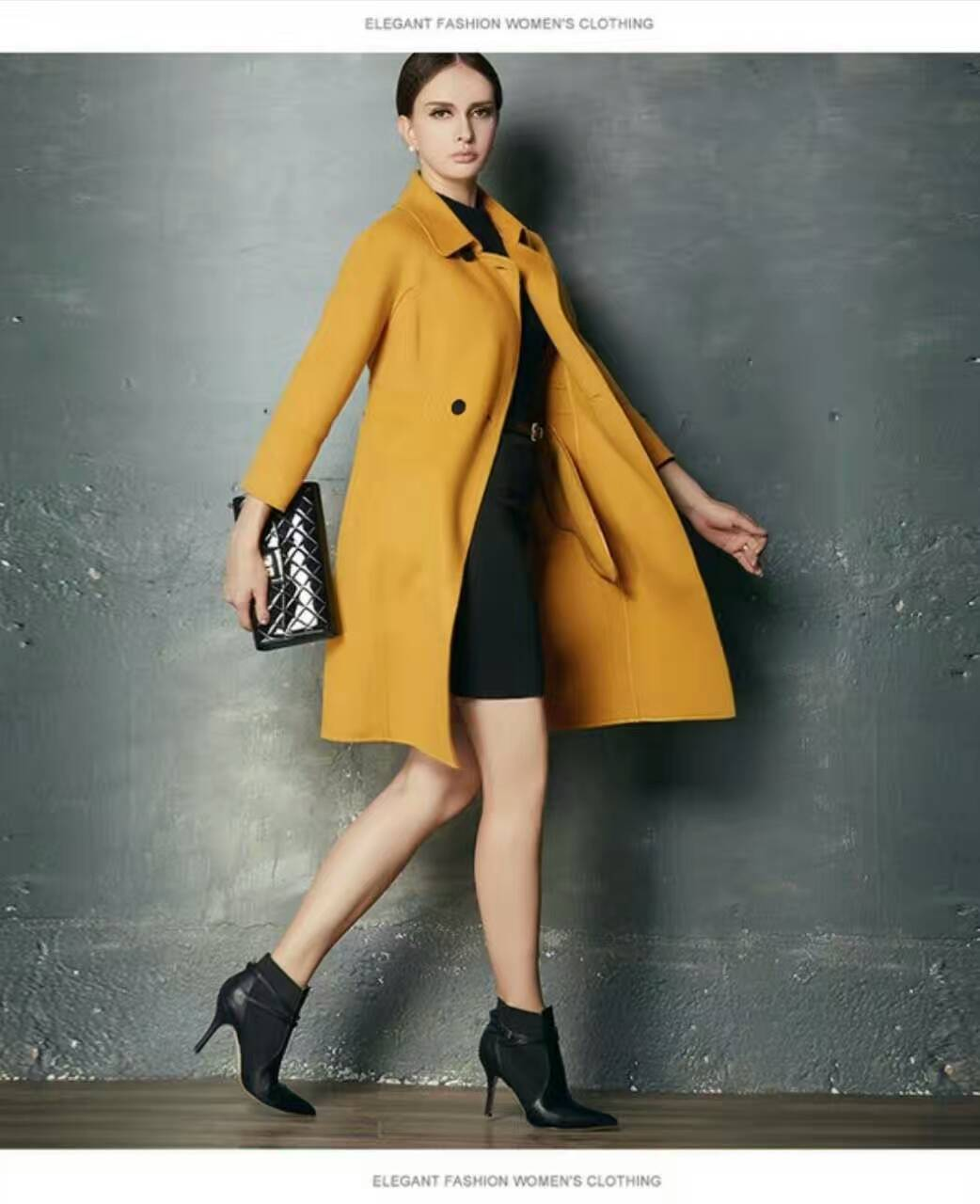 品牌女装呢子大衣批发,正品折扣女装,库存女装批发