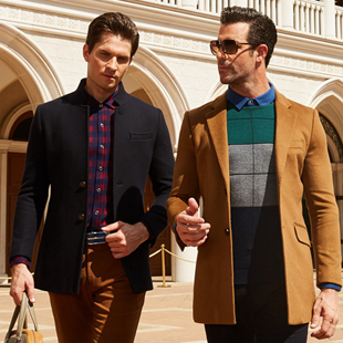 卡度尼男装怎么样?知名欧美风格时尚潮流男装品牌