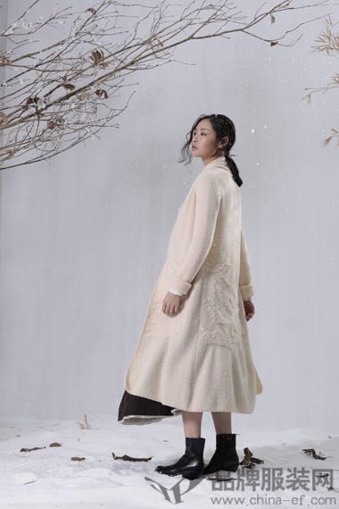 因为女装 -【大气、典雅范】 诚邀加盟