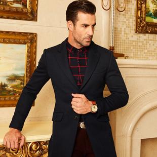 米兰国际服装展知名品牌!卡度尼男装加盟-值得信赖!