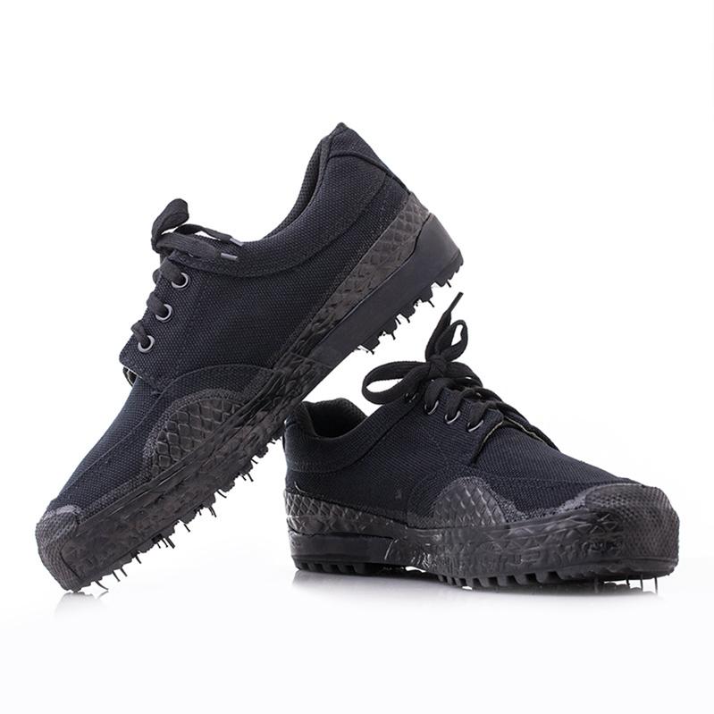 作訓鞋黑色解放鞋男正品勞保鞋99軍訓鞋民工鞋膠鞋