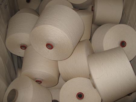 六安环锭纺纱捻线摇纱线:[供应]新乡新式的环锭纺纱