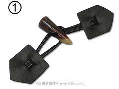 鸿鑫五金辅料专业提供有品质的牛角扣|优质的牛角扣