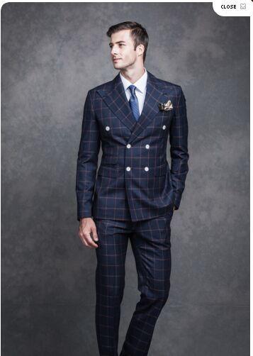 男士量身定制高级西服男士西装定做上海西服定做