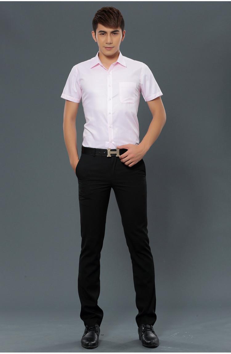 福建靠谱的男士职业衬衫供应商——惠安职业装