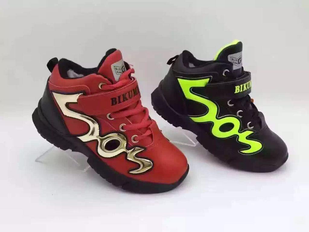 温州库存童鞋处理低价儿童棉鞋保暖鞋批发