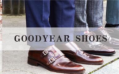 力莱普森手工皮鞋定制放心购|固特异皮鞋批发优惠享不停!