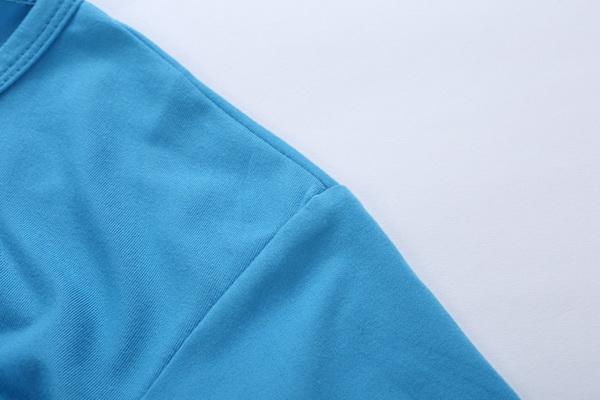 工作服:圣伊莉服装_精品syl-007广告衫T恤领导者