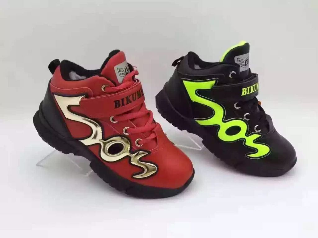 温州低价儿童棉鞋批发