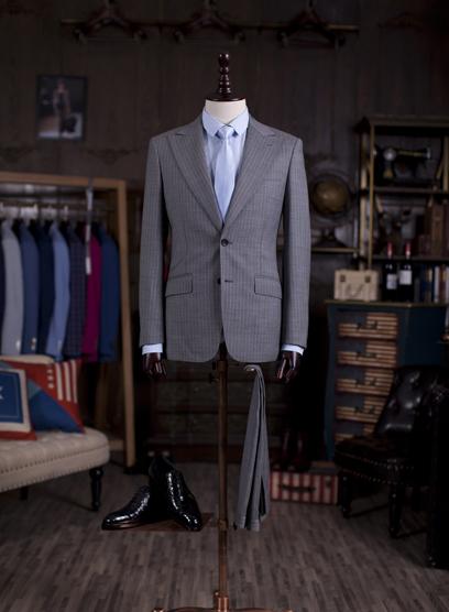 上海西服订做-2016新款西服订做价格