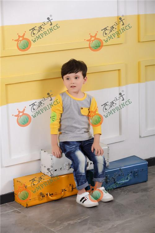西瓜王子童装 引领童装新时代