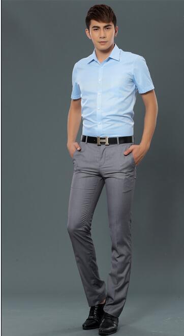 福建男士职业衬衫经销商 时尚的男士职业衬衫