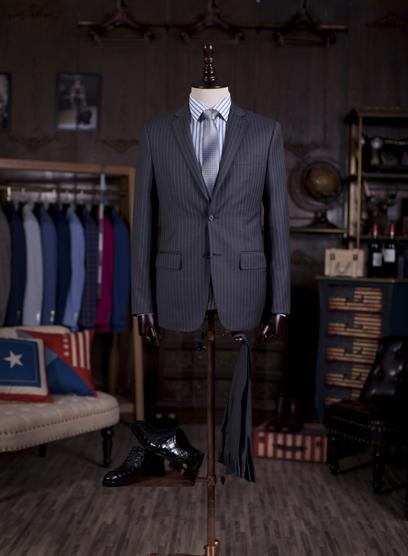 男士西装高级私人订做 私人男士高级西服定制