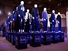KM企业:广东高端的KM男装品牌推荐
