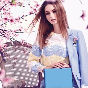 广州韩版少淑女装雅美瑞加盟 引领女装时尚潮流!