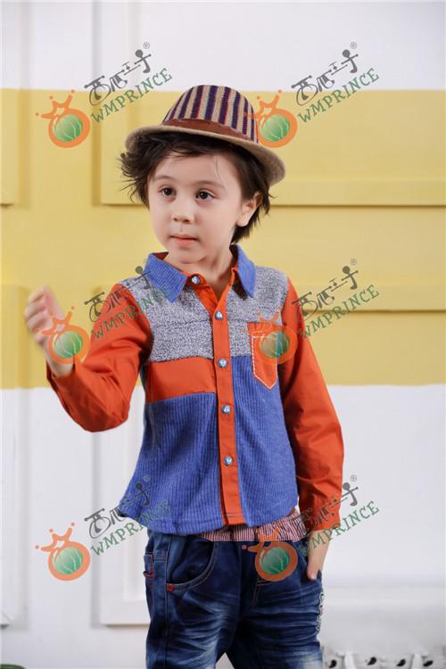 加盟西瓜王子童装 时尚的选择