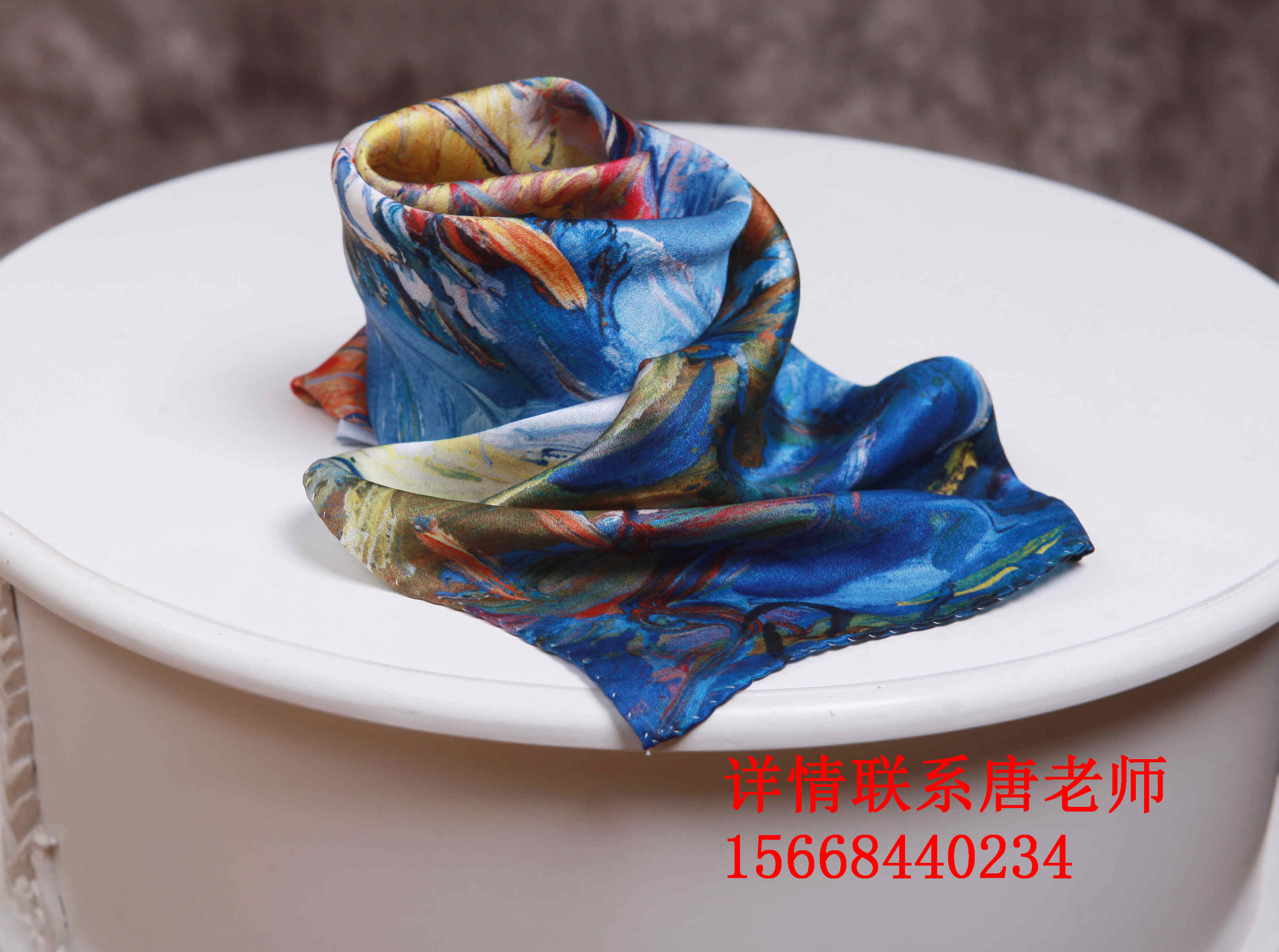 丝巾订做一手货源,山东国蕴蚕丝制品厂