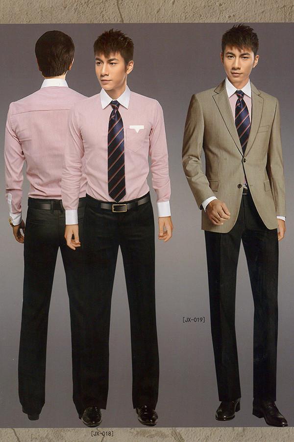 上海男式高级手工西服定制 男士定制西服的技巧