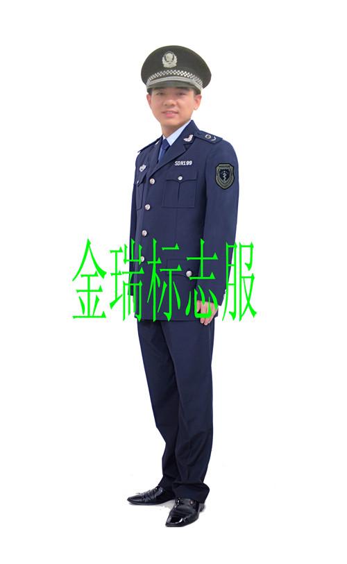 厂家上门量体定做四川省最新款农牧畜牧动物监督检疫制服