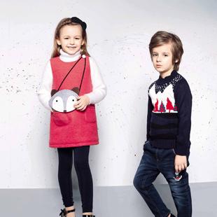 快时尚风格童装加盟-杰米兰帝童装倡导新的儿童时尚观和趣味购物方式