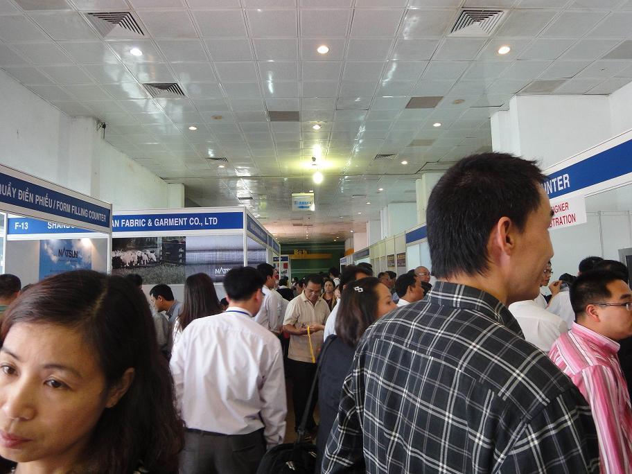 越南纺织展|2017年第30届越南国际纺织面辅料展