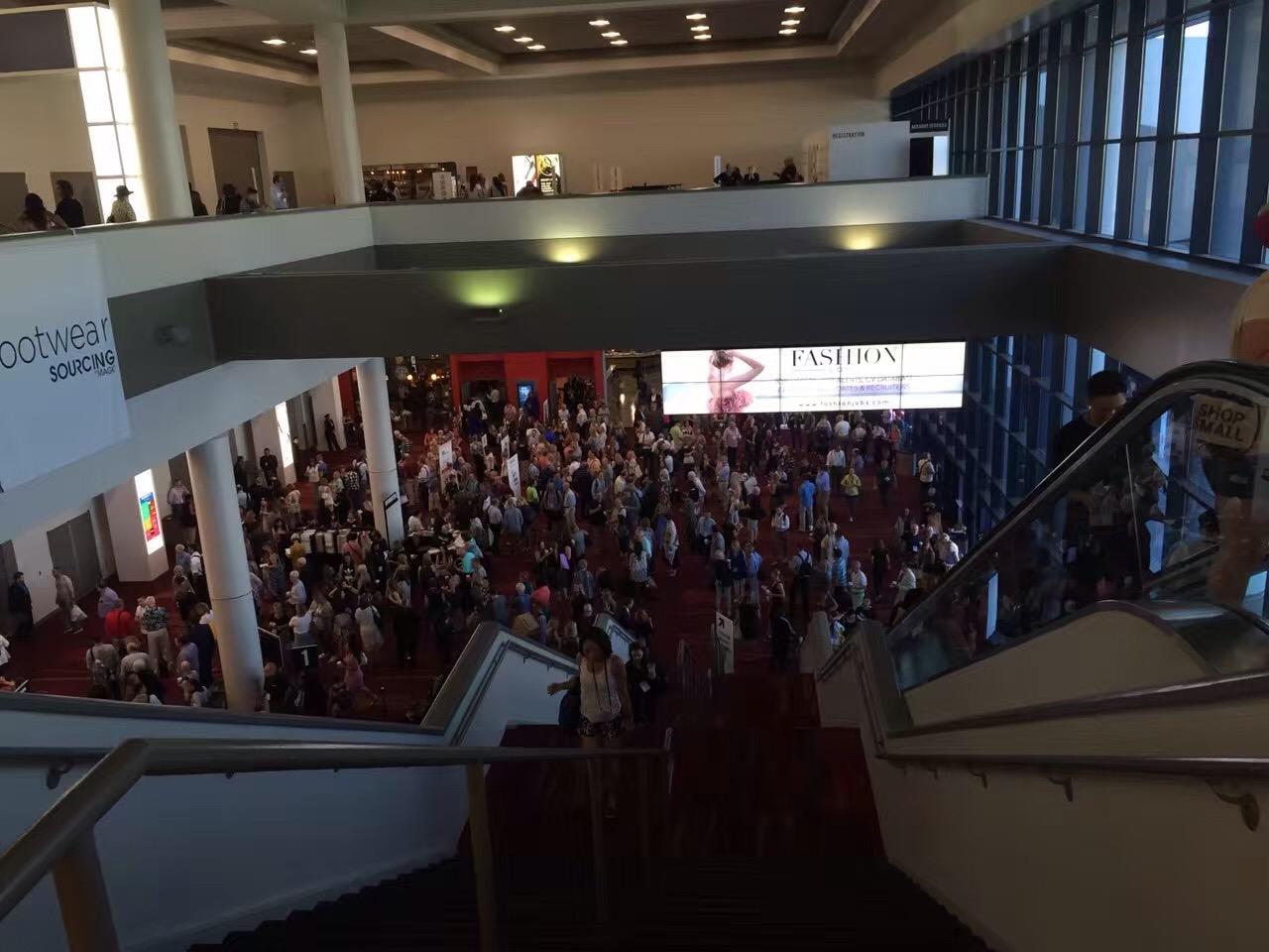 2017美国拉斯维加斯春季国际服装及面料展览会