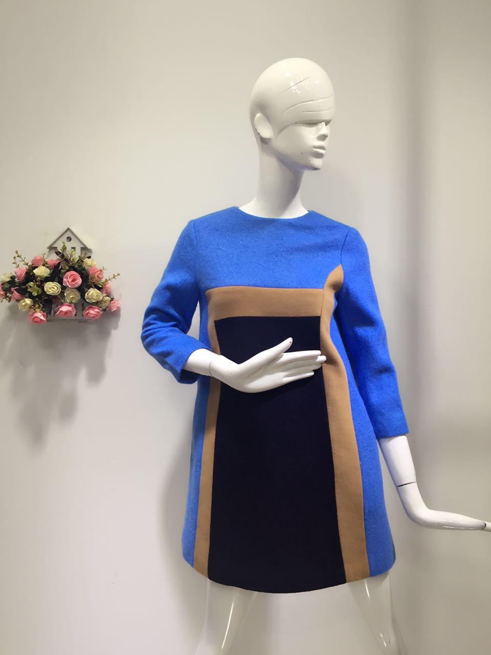 时尚大牌玛泰尔女装尾货品牌女装折扣走份批发