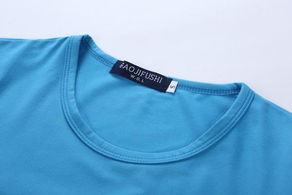 石龙新款T恤——新式的syl-007广告衫T恤尽在圣伊莉服装