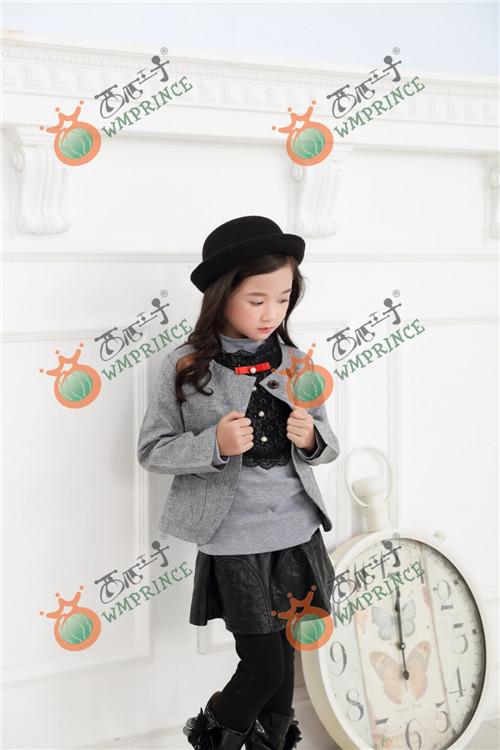 选择潮流的款式就是西瓜王子童装