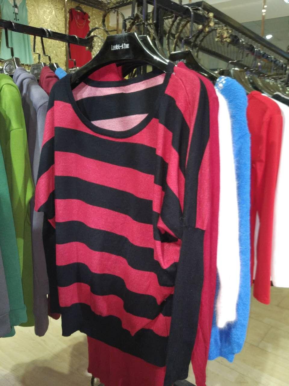 女装毛衣批发厂家直销特惠价4.8元