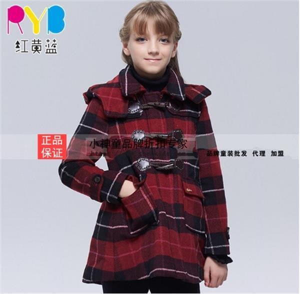小神童童装,红黄蓝秋冬款品牌折扣童装加盟