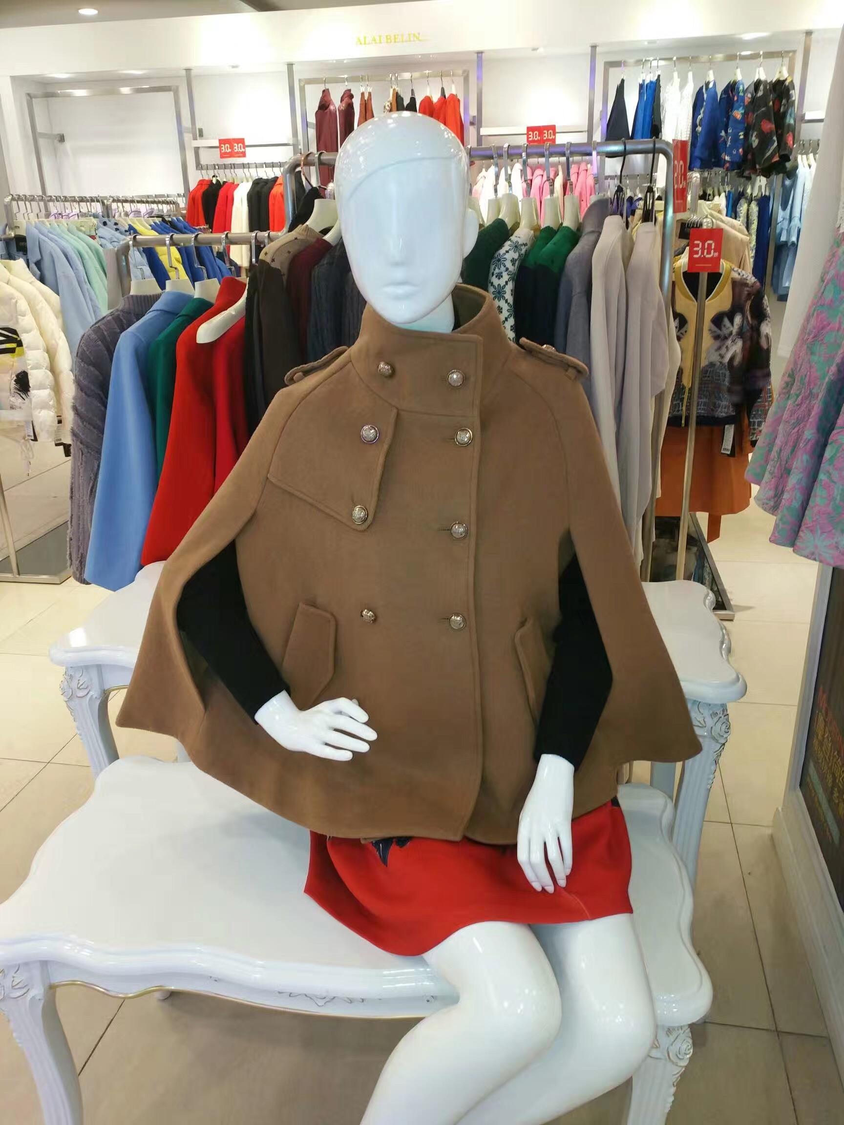 女装品牌,【阿莱贝琳】面向全国火热招商中!
