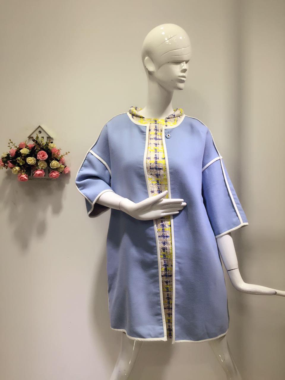 玛泰尔专柜品牌女装折扣批发 服装尾货批发走份