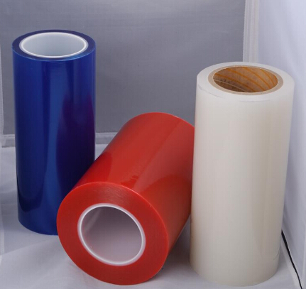 PE中粘透明保护膜 中粘不残胶保护膜