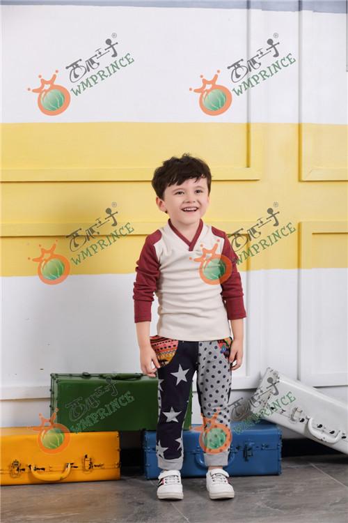 西瓜王子童装专注为加盟商提供优质产品