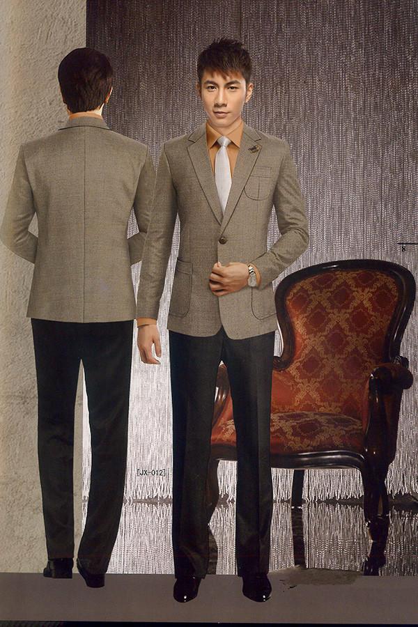 上海西服订做厂家上海订做男士西服 上海订制西服