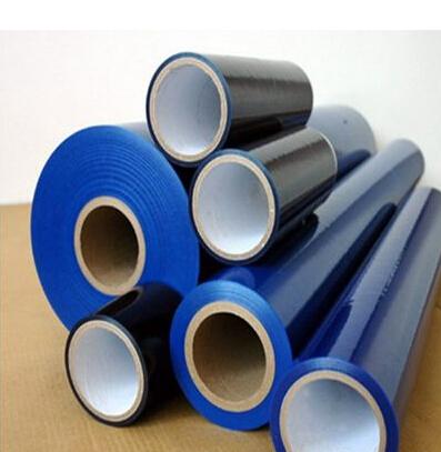PE天蓝保护膜 天蓝色低粘保护膜