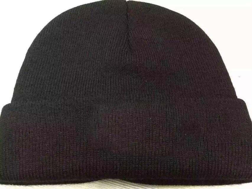 毛线帽加厚针织帽骑车帽套头帽防寒包头帽冬季帽