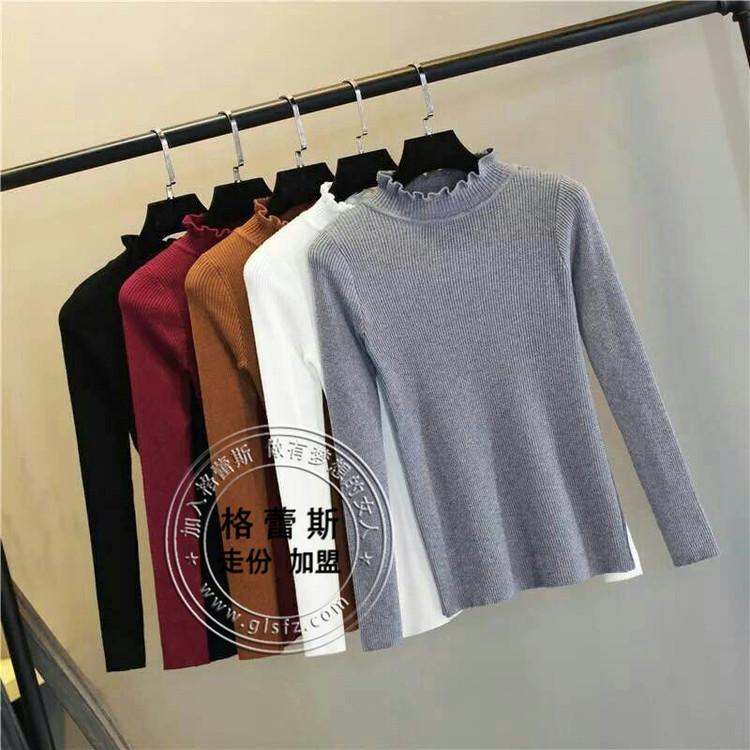 哪里有便宜质量好的毛衣批发16新款打底毛衣南宁格蕾斯有