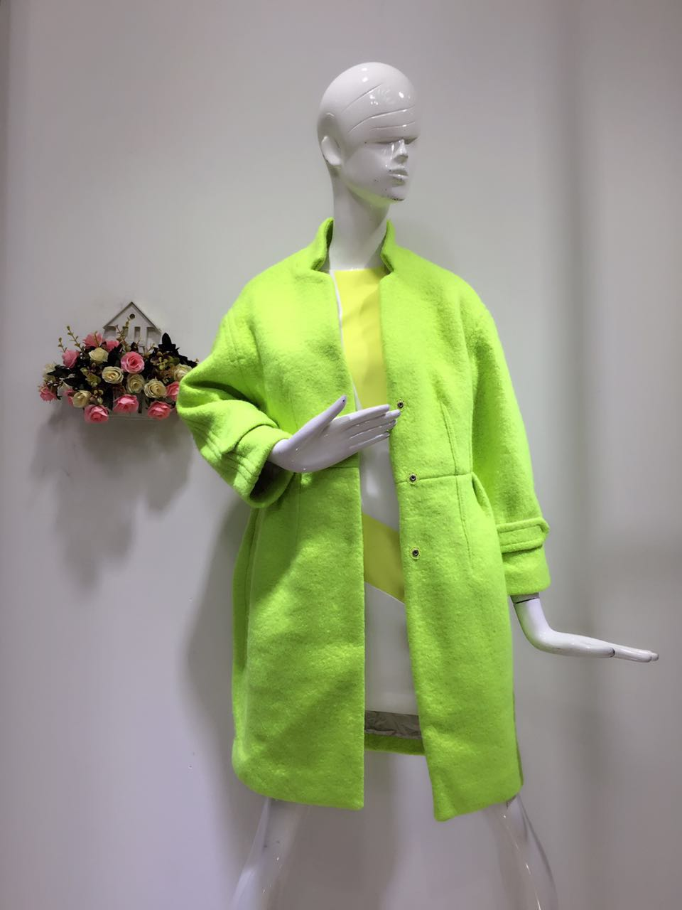 广州大牌歌利娅品牌女装折扣时尚款尾货一手货源批发走份