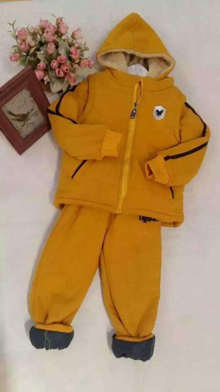 男生女生童装秋冬棉衣外套 库存走份批发 一手货源