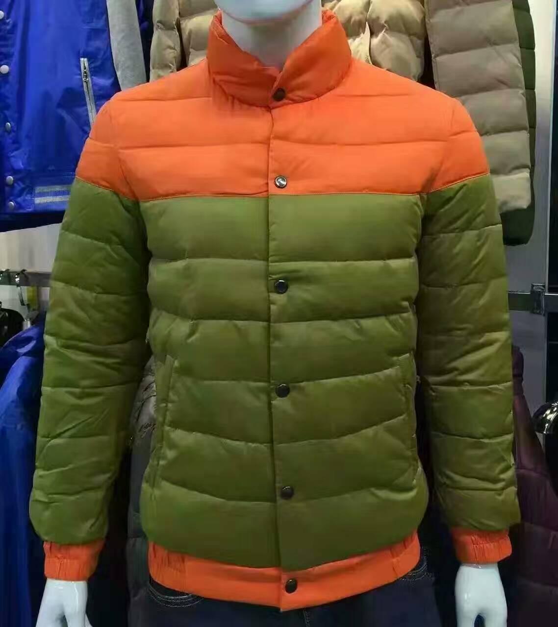 冬季跑江湖热销产品专卖店断码批发-羽绒服大衣外套