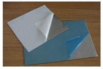 磨砂铝材保护膜 拉丝铝板保护膜