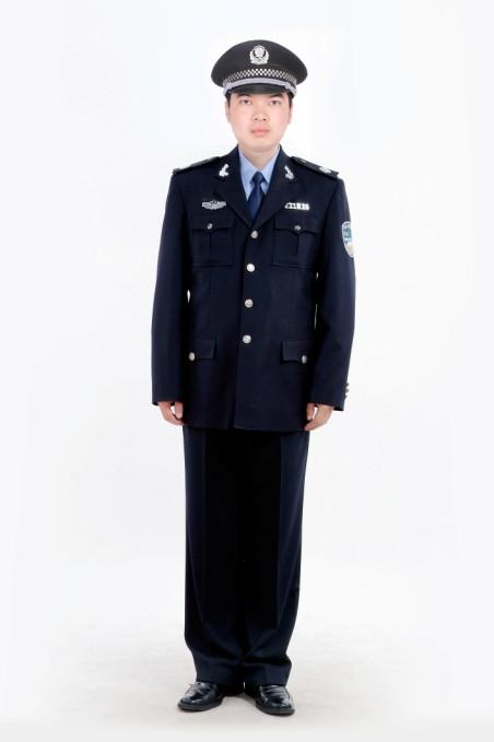 供应湖北省安全监察标志服、安检制服