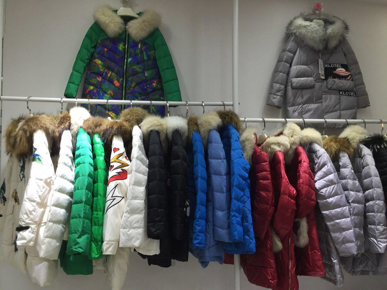 哥芙妮品牌折扣女装厂家直销价格优惠批发走份长期稳定