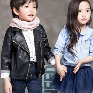 可爱100童装加盟 首创韩国儿童用品时尚生活馆概念