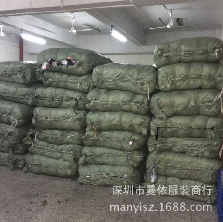 深圳布吉服装厂品牌女装十几万库存现货清仓低至5元起